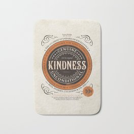Kindness Bath Mat
