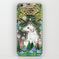 In the Midnight Garden iPhone & iPod Skin