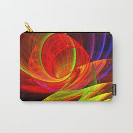 Power Point, modern abstract art Carry-All Pouch