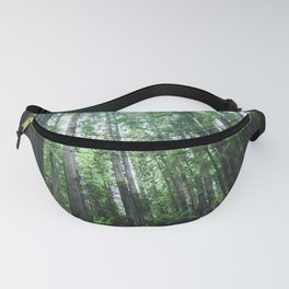 Redwood National Park- Pacific Northwest Nature Photography Fanny Pack