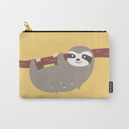 Sloth card - Am I late? Carry-All Pouch