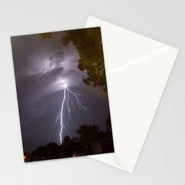 Lightning Stationery Cards