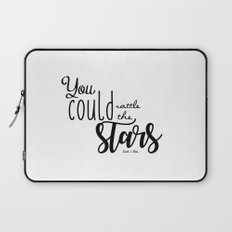 you could rattle the stars Laptop Sleeve