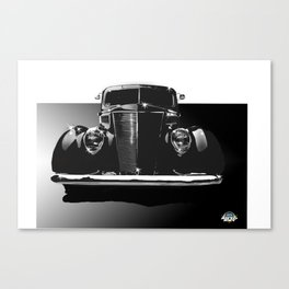 Fabulous Fat Fenders Canvas Print