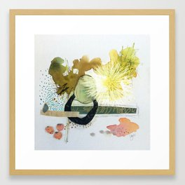 Cholla Forest Framed Art Print