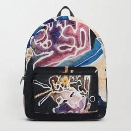 Empress in Secret Backpack
