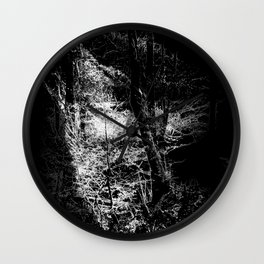 Fata Morgana Wall Clock