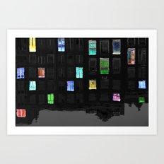 Amsterdam 29 Art Print