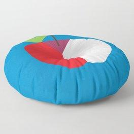 Fruit: Apple Floor Pillow