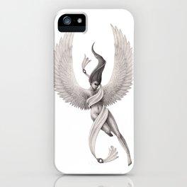 Harpy Lady iPhone Case