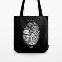 prometheus Tote Bags featuring Prometheus. by IIIIHiveIIII
