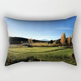 Sunrise with Mount Sopris - Glenwood Springs, CO Rectangular Pillow