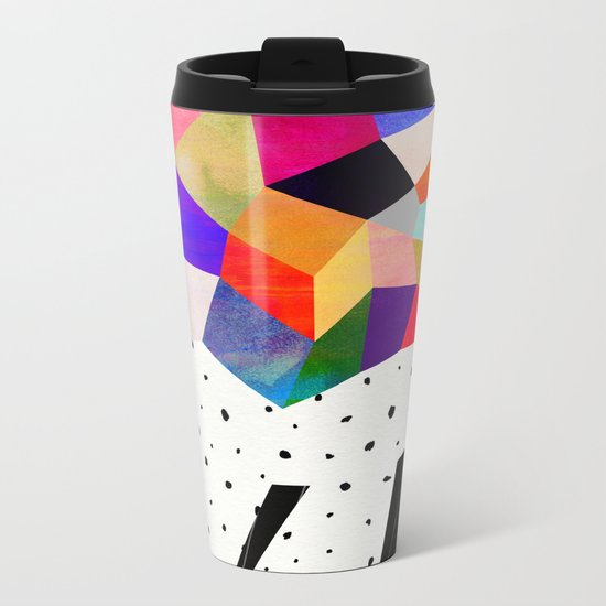P3 Metal Travel Mug