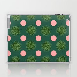 SPRING JUNGLE I - Tropical pattern Laptop & iPad Skin