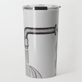 Shower Me With Me or All Piped Up Travel Mug