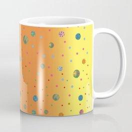 Fusion Orange & Yellow Coffee Mug
