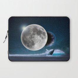 Blue Whale by GEN Z Laptop Sleeve