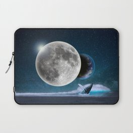 Blue Whale by GEN Z Laptop Sleeve