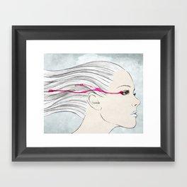 Tears 2 Framed Art Print