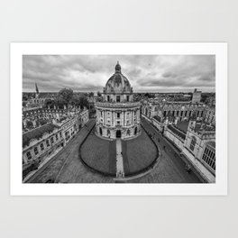 Radcliffe Camera, Oxford Art Print