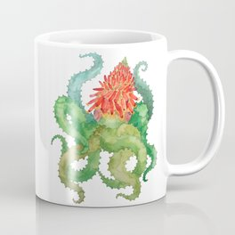 Aloe plant octopus Coffee Mug