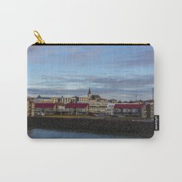 Bogarnes West Iceland Carry-All Pouch