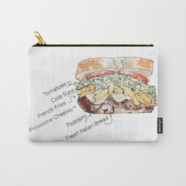 Pittsburgh Sandwich Carry-All Pouch
