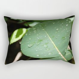 Little Droplets Rectangular Pillow