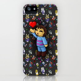 Merciful iPhone Case