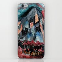 melbourne iPhone & iPod Skins featuring Melbourne by sladja