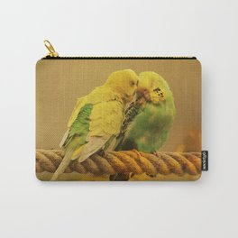 Love Byrds Carry-All Pouch