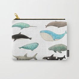 Marine animals Carry-All Pouch