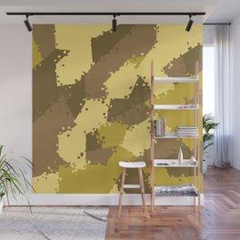 Camouflage desert 2 Wall Mural