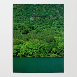 Heat Wave Hakone Poster
