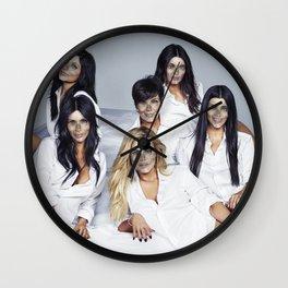 Helldashians Wall Clock