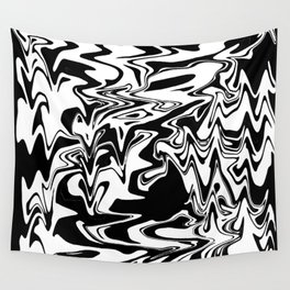 snow and shadow, abstract Wall Tapestry