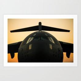 American Military Aircraft Art Print