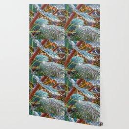 Collecting Drops Wallpaper