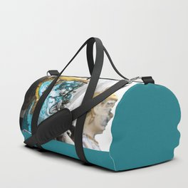 Buddhist Temple Demon Duffle Bag