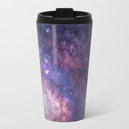 Purple Galaxy Star Travel Travel Mug