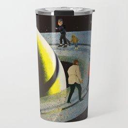 Saturn's Rink Travel Mug