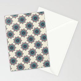 Morrocan Mandala Stationery Cards