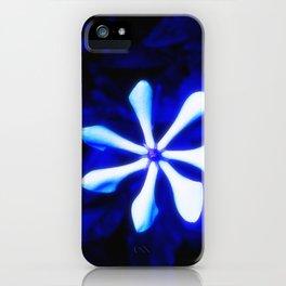 Perfect Blue: Blur iPhone Case