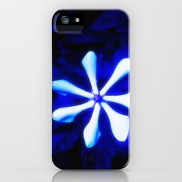 Perfect Blue: Blur iPhone Case