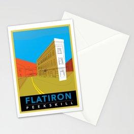 Flatiron Building Peekskill Stationery Cards