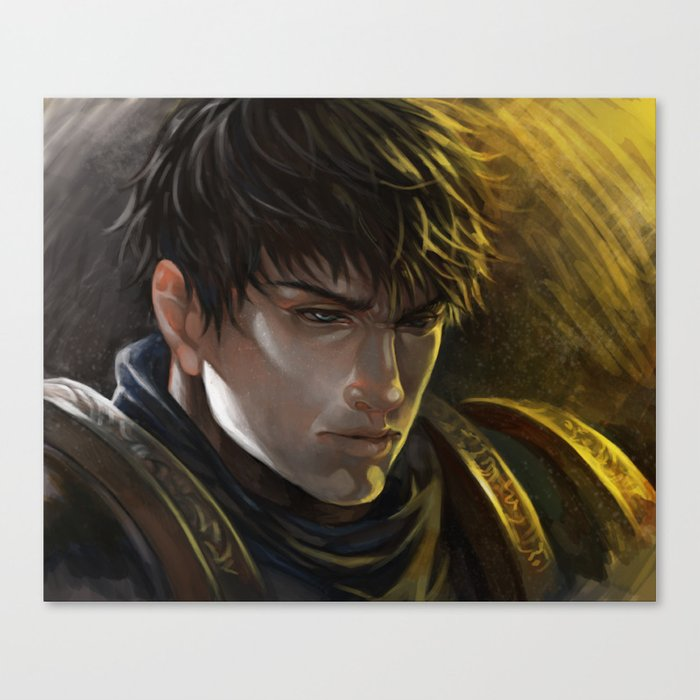 LEAGUE of LEGENDS - Garen Canvas Print