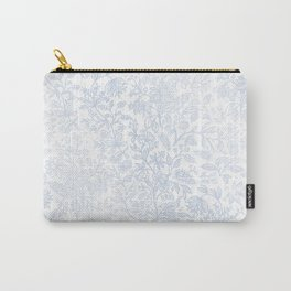 Flower Style Pattern XXXIV Carry-All Pouch