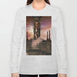 The  Totem place Long Sleeve T-shirt