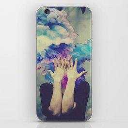 Lost My Mind iPhone Skin