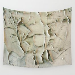 Dying wall Wall Tapestry